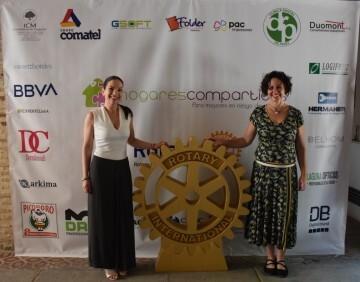 Rotary Club de Valencia organiza la II paella solidaria a beneficio de Hogares Compartidos (8)
