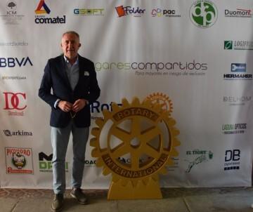 Rotary Club de Valencia organiza la II paella solidaria a beneficio de Hogares Compartidos (9)
