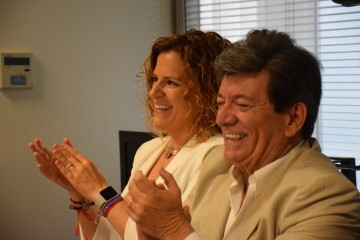Visita al Centro municipal de actividades de personas mayores De NOU-MOLES de Sandra Gómez acompañada de Ximo Puig, President de la Generalitat 20190522_115302 (55)