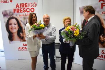 Visita al Centro municipal de actividades de personas mayores De NOU-MOLES de Sandra Gómez acompañada de Ximo Puig, President de la Generalitat 20190522_115302 (63)