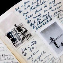 Publican por primera vez la versión original completa del 'Diario de Anna Frank'