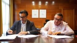 firma contrato biohub LMdV