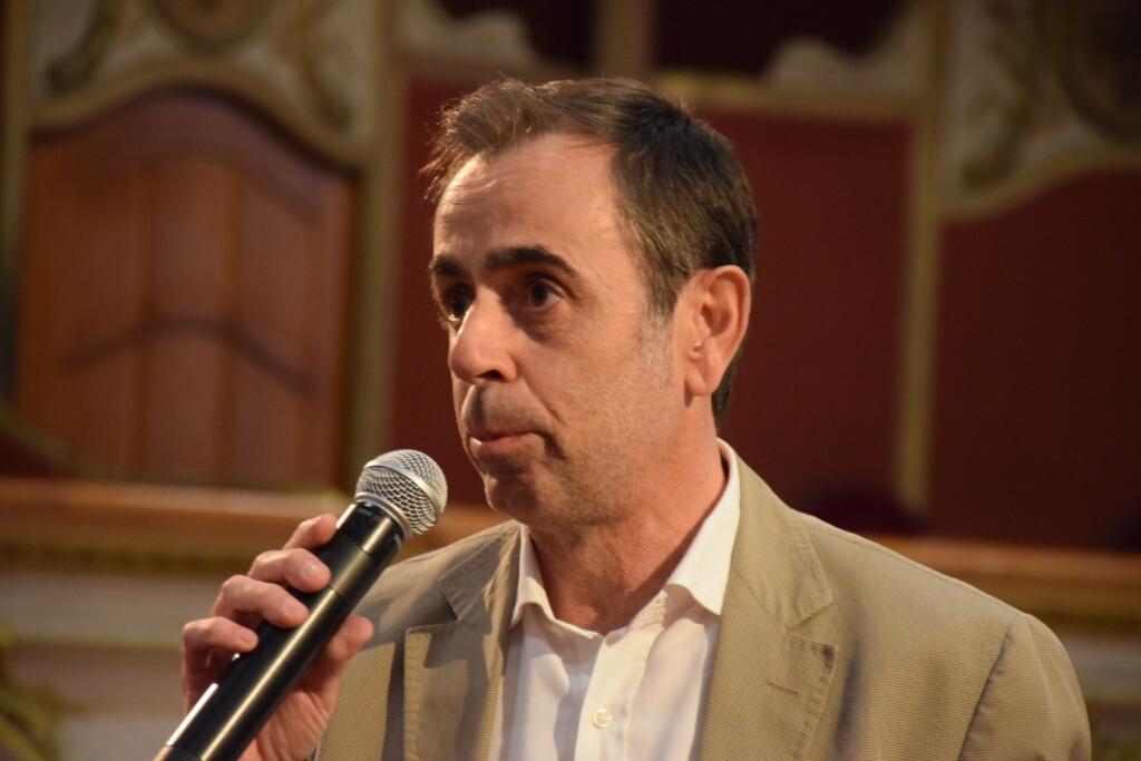 Productor del espectáculo, Francesc Prat