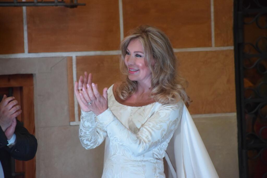 Éxito de la diseñadora valenciana Amparo Chordá en el desfile auspiciado por el programa UNESCO Ruta de la Seda (1)