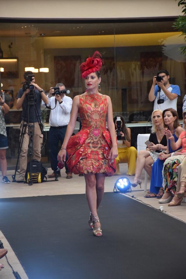 Éxito de la diseñadora valenciana Amparo Chordá en el desfile auspiciado por el programa UNESCO Ruta de la Seda (10)