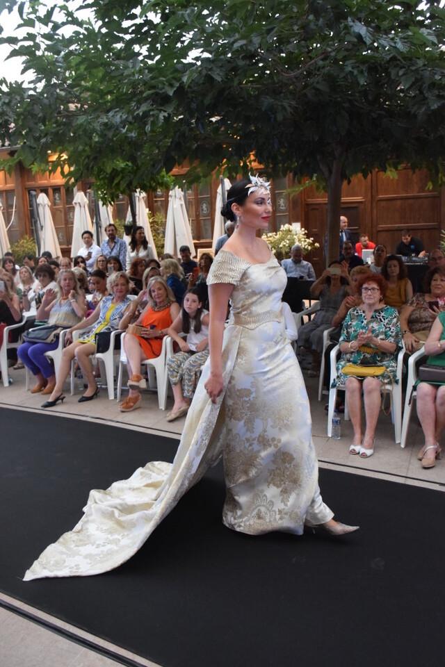 Éxito de la diseñadora valenciana Amparo Chordá en el desfile auspiciado por el programa UNESCO Ruta de la Seda (23)