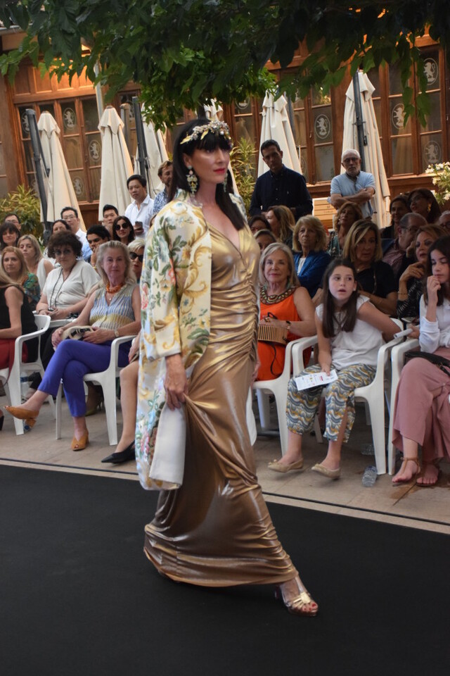 Éxito de la diseñadora valenciana Amparo Chordá en el desfile auspiciado por el programa UNESCO Ruta de la Seda (26)