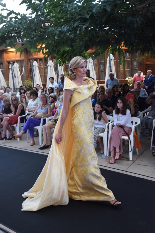 Éxito de la diseñadora valenciana Amparo Chordá en el desfile auspiciado por el programa UNESCO Ruta de la Seda (27)