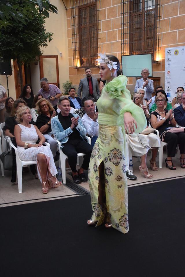 Éxito de la diseñadora valenciana Amparo Chordá en el desfile auspiciado por el programa UNESCO Ruta de la Seda (28)