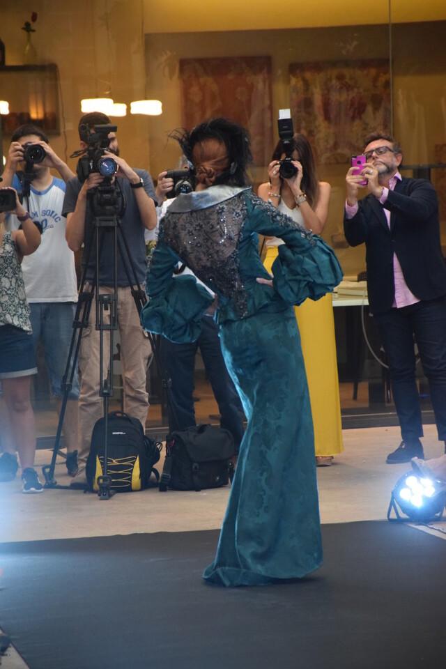 Éxito de la diseñadora valenciana Amparo Chordá en el desfile auspiciado por el programa UNESCO Ruta de la Seda (29)