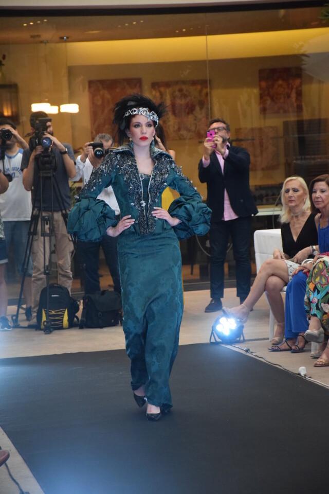 Éxito de la diseñadora valenciana Amparo Chordá en el desfile auspiciado por el programa UNESCO Ruta de la Seda (30)
