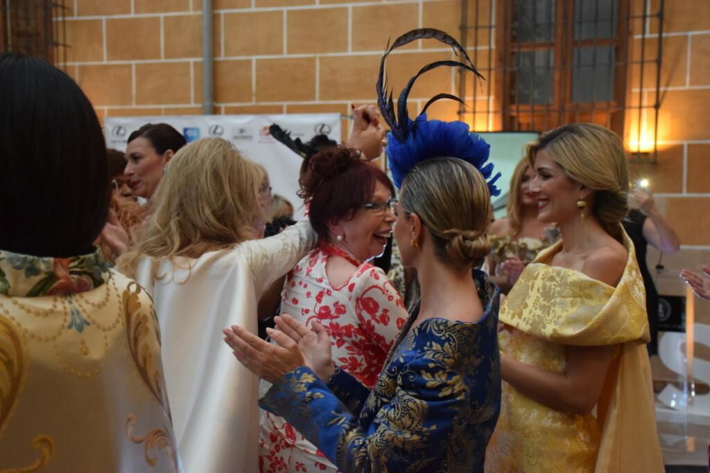Éxito de la diseñadora valenciana Amparo Chordá en el desfile auspiciado por el programa UNESCO Ruta de la Seda (33)