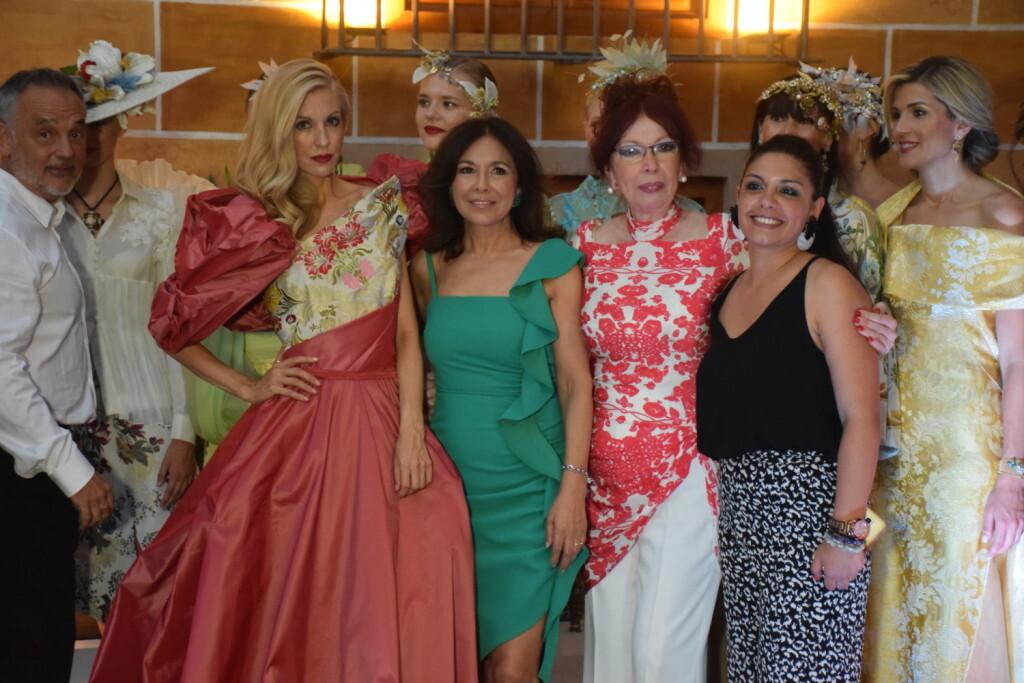 Éxito de la diseñadora valenciana Amparo Chordá en el desfile auspiciado por el programa UNESCO Ruta de la Seda (40)