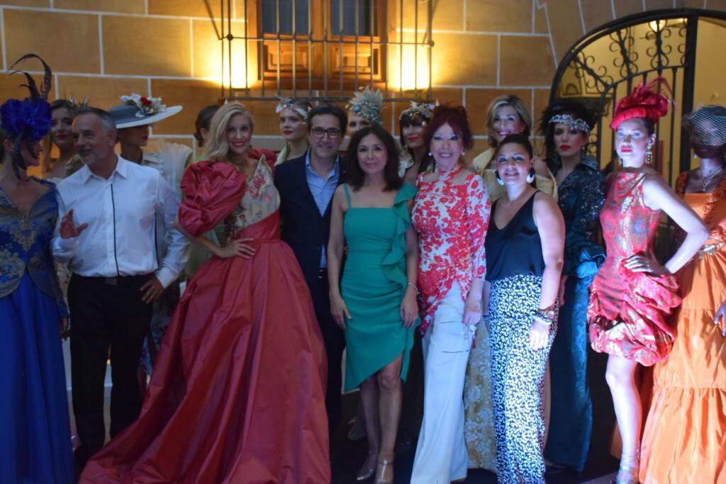 Éxito de la diseñadora valenciana Amparo Chordá en el desfile auspiciado por el programa UNESCO Ruta de la Seda (41)