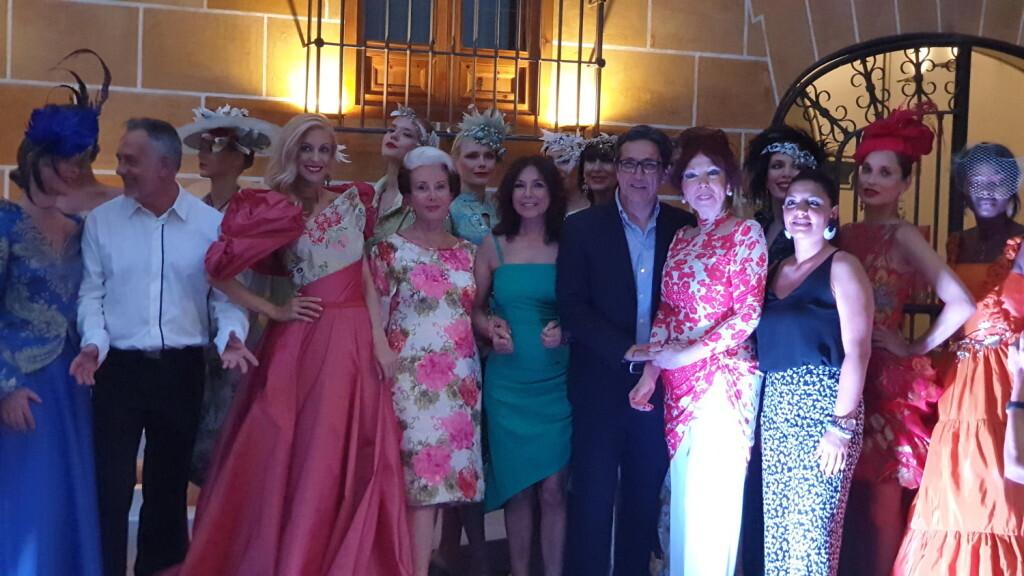 Éxito de la diseñadora valenciana Amparo Chordá en el desfile auspiciado por el programa UNESCO Ruta de la Seda (49)