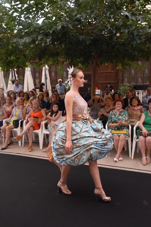 Éxito de la diseñadora valenciana Amparo Chordá en el desfile auspiciado por el programa UNESCO Ruta de la Seda (7)