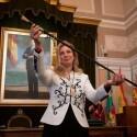 "Amparo Marco, reelegida alcaldesa de Castelló para consolidar ""el despegue"""