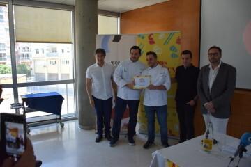 """El ganador del """"II Concurso de la Mejor Tapa de CV"""" es el restaurante Rincón de Capis (137)"""
