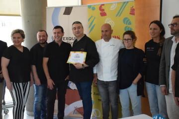 """El ganador del """"II Concurso de la Mejor Tapa de CV"""" es el restaurante Rincón de Capis (155)"""