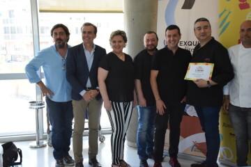 """El ganador del """"II Concurso de la Mejor Tapa de CV"""" es el restaurante Rincón de Capis (156)"""
