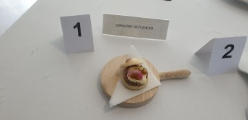 """El ganador del """"II Concurso de la Mejor Tapa de CV"""" es el restaurante Rincón de Capis (157)"""