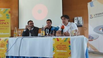 """El ganador del """"II Concurso de la Mejor Tapa de CV"""" es el restaurante Rincón de Capis (22)"""
