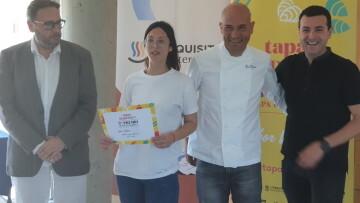 """El ganador del """"II Concurso de la Mejor Tapa de CV"""" es el restaurante Rincón de Capis (36)"""