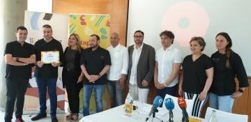"""El ganador del """"II Concurso de la Mejor Tapa de CV"""" es el restaurante Rincón de Capis (48)"""