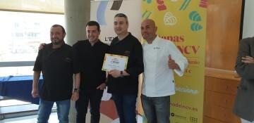 """El ganador del """"II Concurso de la Mejor Tapa de CV"""" es el restaurante Rincón de Capis (51)"""