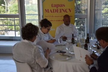"""El ganador del """"II Concurso de la Mejor Tapa de CV"""" es el restaurante Rincón de Capis (67)"""