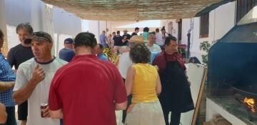 """Festa de la """"Plantà de L'arròs"""", Tancat L'Estell con arroces Tartana en El Palmar, Valencia 20190618_112850 (60)"""