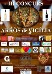 III Concurs Paella d'Arròs de Vigília