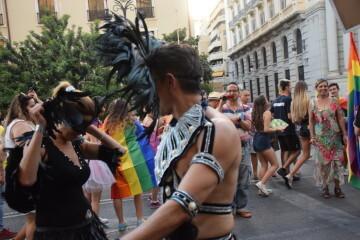 Marcha en València del Orgullo LGTBI+ para celebrar los avances y no dar ni un paso atrás en derechos (102)