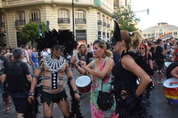 Marcha en València del Orgullo LGTBI+ para celebrar los avances y no dar ni un paso atrás en derechos (105)