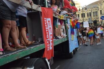 Marcha en València del Orgullo LGTBI+ para celebrar los avances y no dar ni un paso atrás en derechos (119)