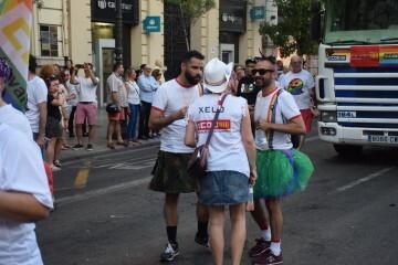 Marcha en València del Orgullo LGTBI+ para celebrar los avances y no dar ni un paso atrás en derechos (130)