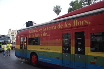 Marcha en València del Orgullo LGTBI+ para celebrar los avances y no dar ni un paso atrás en derechos (183)