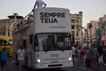 Marcha en València del Orgullo LGTBI+ para celebrar los avances y no dar ni un paso atrás en derechos (192)