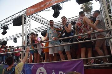 Marcha en València del Orgullo LGTBI+ para celebrar los avances y no dar ni un paso atrás en derechos (198)