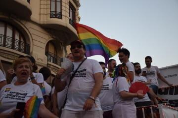 Marcha en València del Orgullo LGTBI+ para celebrar los avances y no dar ni un paso atrás en derechos (206)