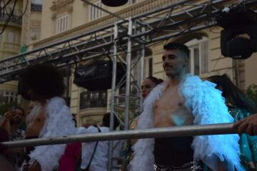 Marcha en València del Orgullo LGTBI+ para celebrar los avances y no dar ni un paso atrás en derechos (213)