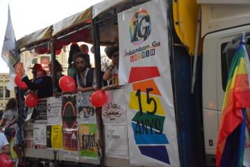Marcha en València del Orgullo LGTBI+ para celebrar los avances y no dar ni un paso atrás en derechos (216)