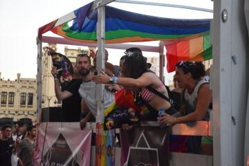 Marcha en València del Orgullo LGTBI+ para celebrar los avances y no dar ni un paso atrás en derechos (249)