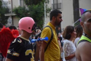 Marcha en València del Orgullo LGTBI+ para celebrar los avances y no dar ni un paso atrás en derechos (256)