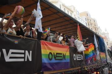 Marcha en València del Orgullo LGTBI+ para celebrar los avances y no dar ni un paso atrás en derechos (273)