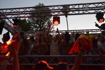 Marcha en València del Orgullo LGTBI+ para celebrar los avances y no dar ni un paso atrás en derechos (282)