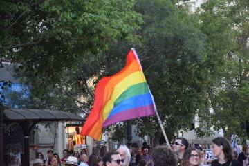 Marcha en València del Orgullo LGTBI+ para celebrar los avances y no dar ni un paso atrás en derechos (31)