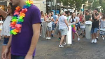 Marcha en València del Orgullo LGTBI+ para celebrar los avances y no dar ni un paso atrás en derechos (313)