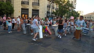 Marcha en València del Orgullo LGTBI+ para celebrar los avances y no dar ni un paso atrás en derechos (314)