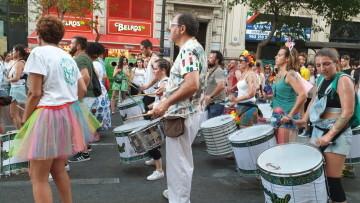 Marcha en València del Orgullo LGTBI+ para celebrar los avances y no dar ni un paso atrás en derechos (316)